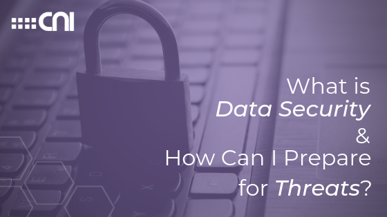 What is Data Security - Creative Network Innovations IT Blog Post