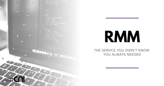 What is remote management & monitoring?